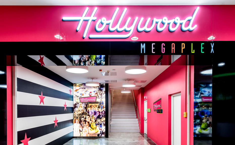 Alles Neu Im Hollywood Megaplex Des Shopping Center Nord Tv Mediaat