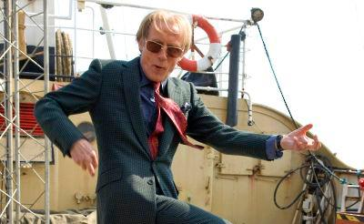 Bill Nighy als DJ des Piratensenders Radio Rock