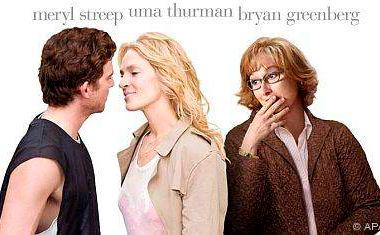 Was will Uma Thurman von Bryan Greenberg?