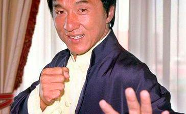 Der Action-Held Jackie Chan
