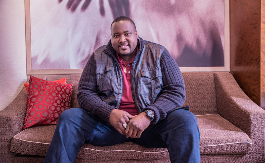 Zu Besuch in Wien: 'The Blind Side'-Star Quinton Aaron im exklusiven Interview