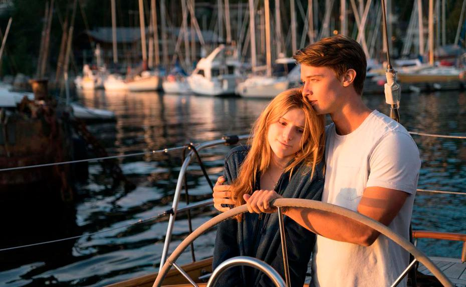 'Midnight Sun': Video-Interview mit Patrick Schwarzenegger